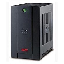 Battery Back-APC- 700VA - 4 Outlets - Black