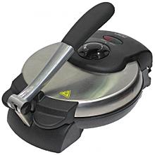 Jec roti maker- Chapati maker - Silver and Black