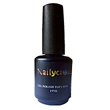 Professional Gel Polish No Wipe top Coat 15ml