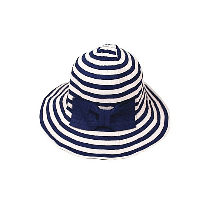 0fc7c73705b Eissely Women Foldable Large Brim Crochet Summer West Cowboy Sun Hat ...