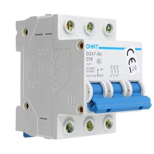 generic 16a electrical miniature residual current circuit breaker