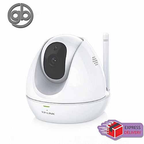 TP-Link HD Pan/Tilt WiFi Camera with Night Vision (NC450), Branded IP  Security Camera