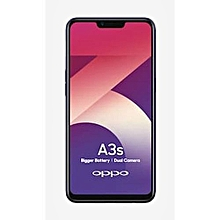 "A3s - 6.2"" - 2GB Ram - 16GB Rom - 13+2MP Camera - 4230mAh - Single SIM 4G - Purple."