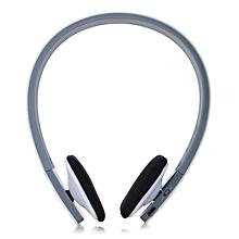 BQ-618 - Smart Bluetooth Headphones With MIC 3.5mm Input - White