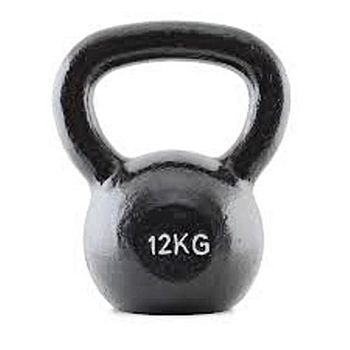 Udestående Generic Black Vinyl Kettle Bell - 12KG @ Best Price   Jumia Kenya GT77