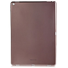 Ultra Slim TPU Clear Soft Transparent Back Cover Skin Protector For IPad Pro 12.9 Inch