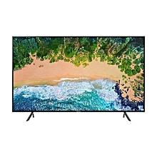 "UA43NU7100K - 43"" - Flat Smart 4K UHD TV - Black"