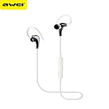 LEBAIQI AWEI Bluetooth Earphones Wireless Headphone HD Sound In-Ear Handsfree Headset Noise Cancelling Sport earphone Earbuds 890