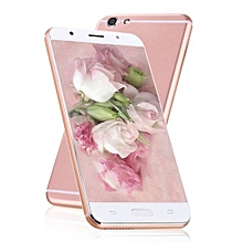 R9 5.5 Inch Screen Smartphone MTK6580 1+8G Memory For Android 5.1 System Rose Gold