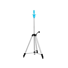 Adjustable Wig Tripod Stand With Carry Bag