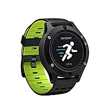 Wristwatch SmartWatch Portable F5 OLED GPS Fitness Tracker Sports Smart Watch Alarm Clock Wristband