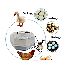 60 eggs capacity digital chicken , goose, duck quail bird poultry incubator hatchery