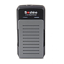 S2 - 2-Slot Battery Charger With EU Adapter - 100- 240V - EU