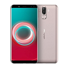 Ulefone Power 3S 6.0 Inch 6350mAh Face ID 4GB RAM 64GB ROM MT6763 Octa Core 4G Smartphone Gold