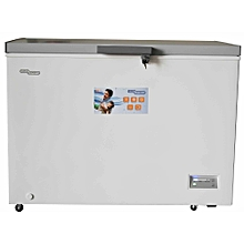 SGF-328H  - Chest Freezer - 10.5Cu.Ft - 300 Litres - White/GREY