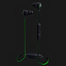Razer Hammerhead BT Bluetooth Wireless Earbuds Headphones With In-line Mic & Controls