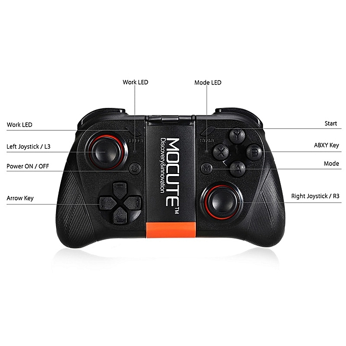 NEW Wireless Bluetooth Game Pad VR Remote Control CF Mobile Gaming  Controller Jailbreak-Gamepad for IOS Android ABDSW