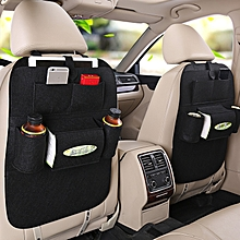 Car Seat Storage Bag Hanger Car Seat Cover Organizer Multifunction Vehicle Storage Bag-