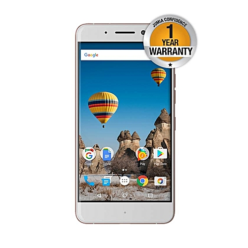 "GM 5 - 5"" - 16GB - 2GB RAM - (Dual SIM) - Space Gray"