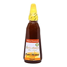 Organic Pure Natural Honey Squeeze Bottle - 300g