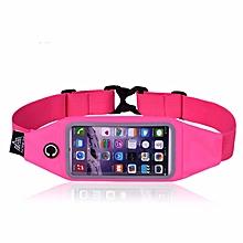 AONIJIE Sports Waist Belt Bag Pack 4.7/5.5 Inch Touch Screen Phone Case Holder Marathon Running