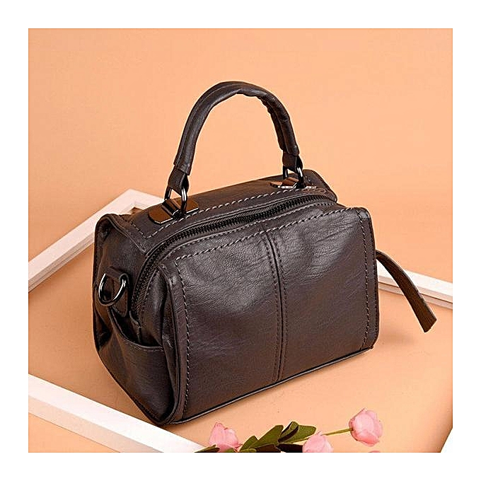 8f7d105cdc837 2018 spring and summer new soft leather handbags Korean version of the wild  mini handbag fashion