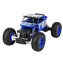1/18 2.4GHZ 4WD Radio Remote Control Off Road RC Car ATVggy Monster Truck-Blue