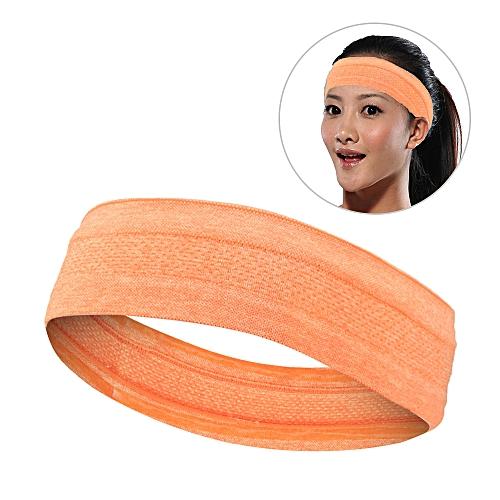 4ff8ce047405 Generic Anti-Slip Sweatband Professional Moisture Absorption Sports Sweat  Head Band for Men and Women Yoga Hair Bands