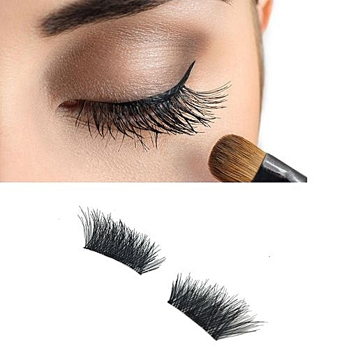Buy Generic Technologg Beauty Classic 3d Magnetic False Eyelashes