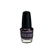 Color Craze Nail Polish - Perfect Plum