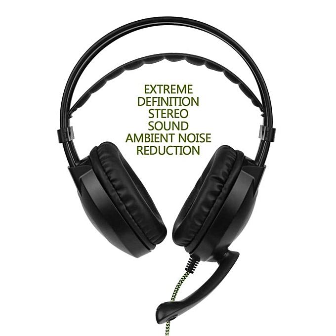 Sades Sades Sa801 Over Ear Stereo Gaming Headset Ps4 Headphone With