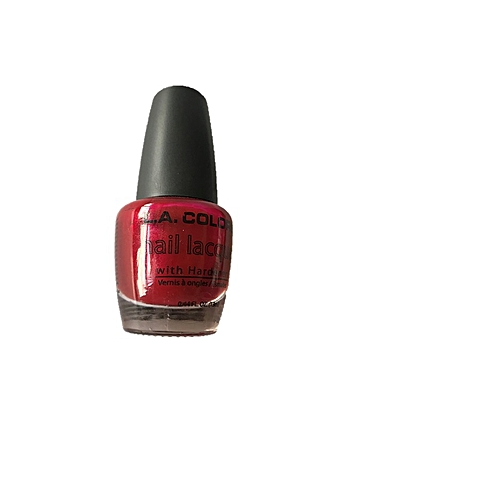 L.A. Colors Nail Polish - Ruby Slipper
