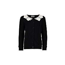 Black Fashionable Cardigan