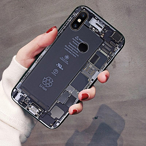 huge selection of bfa6b 674e8 Exploratory Version Glass Case for XiaoMi Redmi Note 5 Tempered Glass Case  Full Cover Casing Redmi Note 5 Pro (Redmi Note 5)