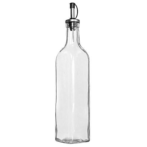 Universal 16 Oz 500ml Glass Olive Oil Dispenser Vinegar Bottle