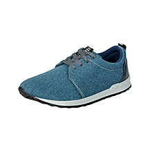Light Blue Men's Sneakers