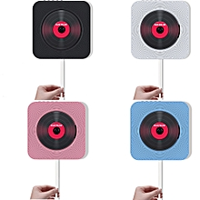 Protable Multifunction CD Player Support FM Radio Bluetooth