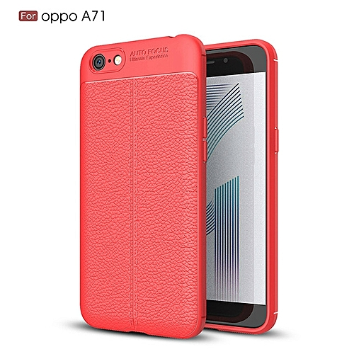 info for 568c4 937b9 For Oppo A71 2018 Case Cover Soft TPU Silicone Leather Skin Phone Case For  Oppo A71 2018 Dual Sim Back Cover