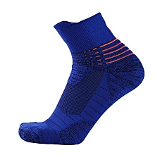 Fashion Men's Sport Cotton Medium Socks Design Multi-Color Socks Floor
