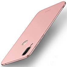 MOFI Ultra-thin Frosted PC Case for ASUS Zenfone Max Pro M1 / ZB601KL (Rose Gold)