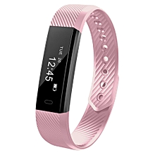 Bluetooth Smart Watch Bracelet Wristband Pedometer Sport Fitness Tracker ID115