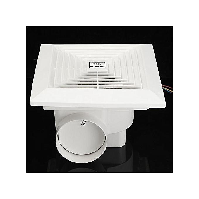 Buy UNIVERSAL Broan Bathroom Ceiling Wall Mount Ventilation Fan. Air ...