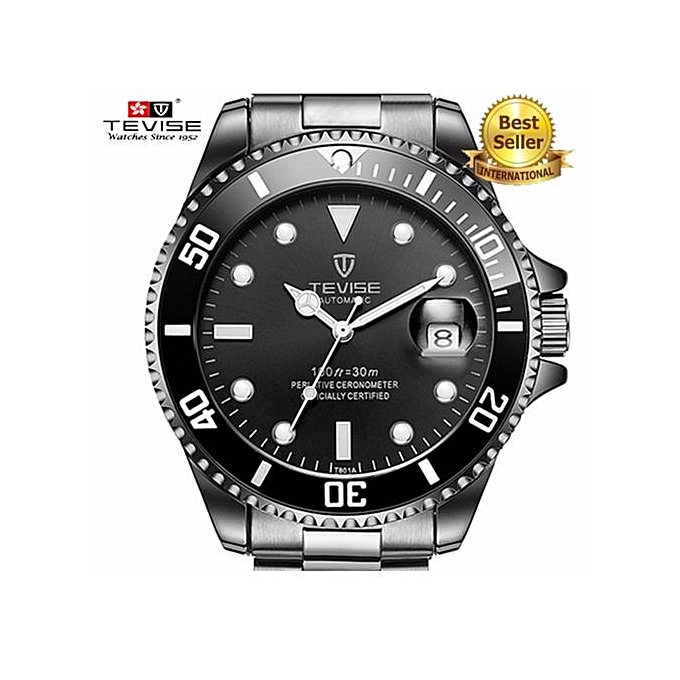 4078c1c3fd1 TEVISE Automatic Mechanical Watches Men Watch Relogio Automatico Masculino  Waterproof Sport Business Wristwatch Male Clock 801 ...