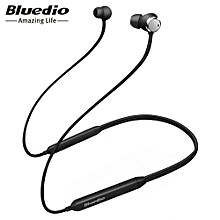 Extra Bass 12hours Bluetooth music play Earphones With Active Noise Cancellation Technology
