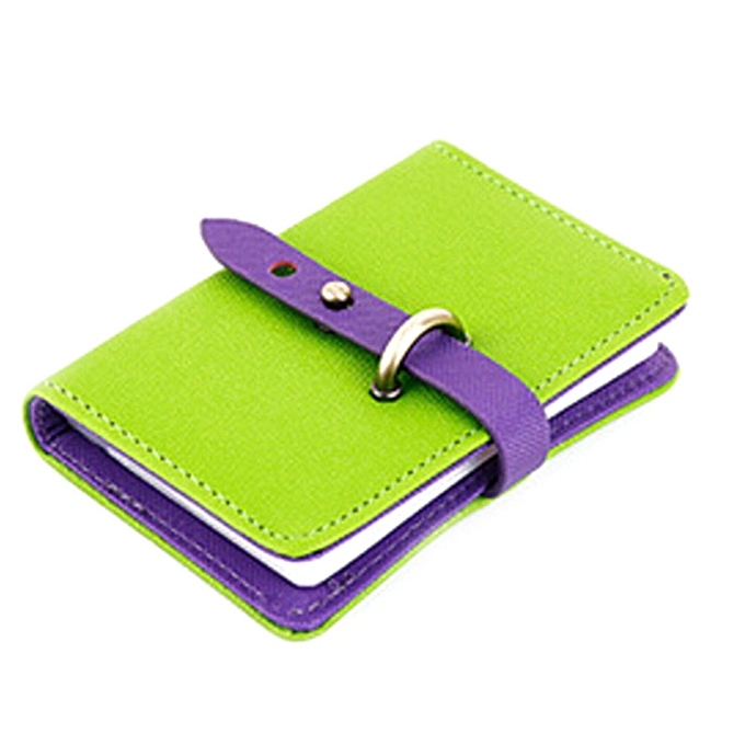 Hot Vintage Uni Pu Leather Wallet Id Business Card Holder Wallets Aluminum Credit Protector