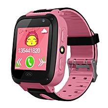 G36M-S4 Children 1.44 Inch SOS Emergency Alarm Camera Anti-Lost Watch