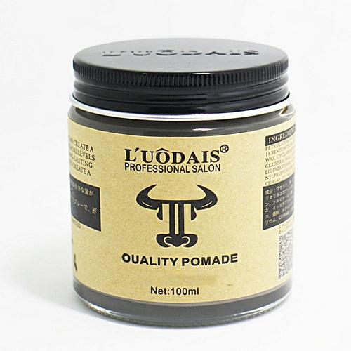 Allwin Matte Texture Hair Gel Portable Men Styling Wax Professional