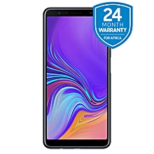 Galaxy A7 2018 - 64GB - 4GB - Triple Camera - Dual SIM 4G - Black