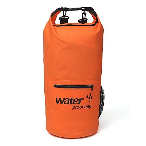 5b1ea0e9cf Buy Generic 20L Sport Waterproof Dry Bag Backpack Pouch Floating Boating  Kayaking Camping   Best Price
