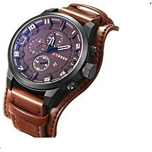 Brown Chronograph Men's Watch
